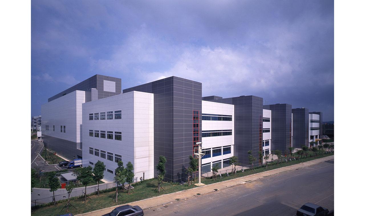 TSMC Fab III & IV Project, Taiwan Semiconductor ...